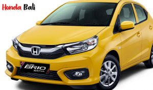 Keunggulan Honda All New Brio 2018